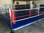 Lowboy Boxing Ring 22'